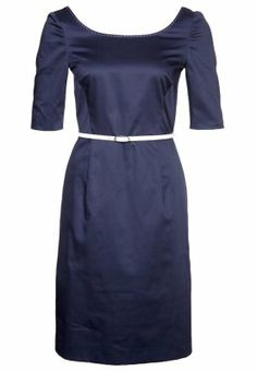 Shift dress - blue