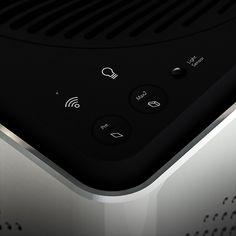Airmega Air Purifier, App Enabled with Alexa (Complete Set) w/ Bonus: Premium Microfiber Cleaner Bundle Microfiber Cleaner, Air Purifier Reviews, Consumer Products, Enabling, Smart Home, App, Shower, Detail, Smart House