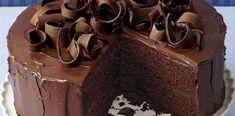 Browned-Butter Banana Cake with Salted Dark Chocolate Ganache - Recipe - FineCooking Bolo Matilda, Chocolate Flavors, Chocolate Cake, Ganache Torte, Ganache Recipe, Mountain Cake, Creamed Honey, Layer Cake Recipes, Round Cake Pans