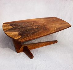 Akira Coffee Table   Northwest Woodworkers Gallery