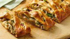 Italian Chicken Braid recipe from Pillsbury.com
