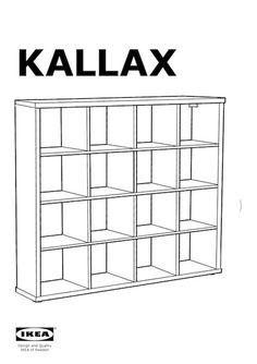 Kallax. IKEA recently announced that they are discontinuing their Expedit line of bookshelves—at least in Germany—and the news has sparked an intense reaction among German vinyl enthusiasts.