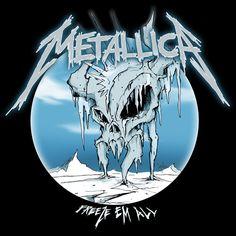 Metallica: Freeze 'Em All (Antarctica 2013)
