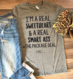 The Package Deal tee - Cool Shirts - Ideas of Cool Shirts - The Package Deal