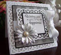 Wedding Wishes by paper24x7 - Cards and Paper Crafts at Splitcoaststampers