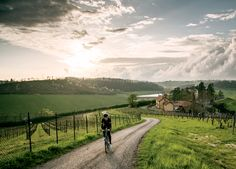 Piedmont, Italy: The roads are as sumptuous as the local fare   http://www.bicycling.com/ride-maps/featured-rides/feast-your-thighs-piedmont-italy?cm_mmc=Pinterest-_-Bicycling-_-Travel-_-CyclingInPiedmontItaly