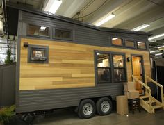 Get Up Close and Personal with Some of the Swankiest Tiny Homes on the Market - The Accent™