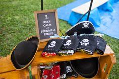 Encontrando Ideias: Tema Piratas