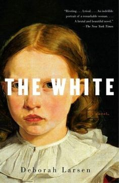 The White by Deborah Larsen, http://www.amazon.com/dp/0375712895/ref=cm_sw_r_pi_dp_r3YMpb1Q8GQQV