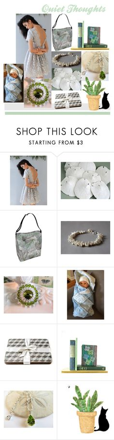 """Quiet Thoughts"" by inspiredbyten ❤ liked on Polyvore featuring DCI"