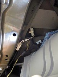 2015 Toyota RAV4 Custom Fit Vehicle Wiring - Tow Ready
