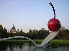 Love the Spoonbridge and Cherry....