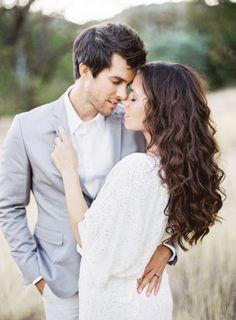 Beautiful couple husband and wife