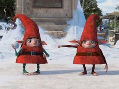 Rise of the Guardians: Carol of the Elves