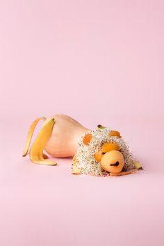 Carl Kleiner // Food sculptures
