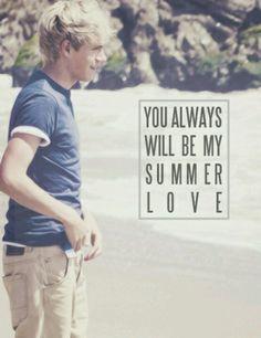 Summer Love- 1D