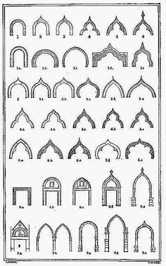 Renaissance To Ruskin The Orders Of Venetian Arches In Stones Venice Vol 2 1853