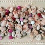 Strawberry Cheesecake Puppy Chow