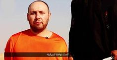 """IS THE STEVEN SOTLOFF BEHEADING VIDEO FAKE? ISIS propaganda bears all the hallmarks of """"staged"""" Foley beheading"""