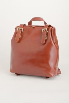 Olive - Leather Back Pack, Brown, £179.00 (http://www.oliveclothing.com/p-oliveunique-20151105-071-brown-leather-back-pack-brown)