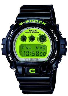 Casio Men's DW6900CS-1 G-Shock Tough Culture Limited Edition Watch, (g-shock, casio g-watch, sport watch, casio, lmfao, mudman, casio g-shock, watches, casio g-shock watch, casio white or colored watches)