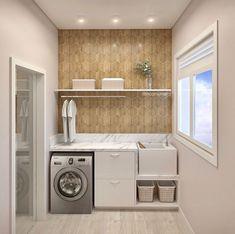 Kitchen Room Design, Laundry Room Design, Laundry Room Inspiration, Dressing Room Design, Small Laundry Rooms, Indian Homes, Laundry Room Organization, Home Interior Design, House Design