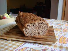 Toskánský olivový chléb od garfula - recept pro domácí pekárnu