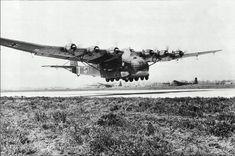 The Messerschmitt Me 323 D