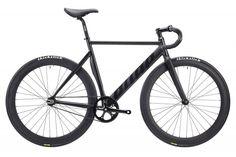 Pure Fix Keirin Pro Raw Track Fiets Fabrikant: Pure Fix Cycles. Kleur: Zwart.