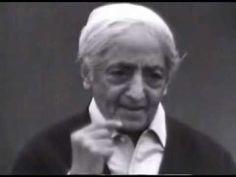 Jiddu Krishnamurti: The Turning Point QA [Part 3] (+playlist)