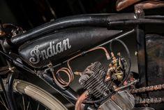Motorised Bike, Black Indians, Old Bikes, Custom Motorcycles, Track, Bicycles, Vintage, Old Motorcycles, Runway