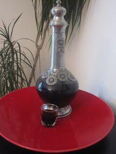 Licor de café caseiro