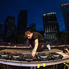Martin Garrix @ UMF Miami 2015  I think that it was one of his best sets he ever played.