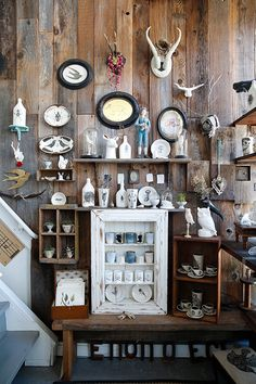 Love Alix and her shop!  vintage home decor at modern relics store in san francisco / sfgirlbybay