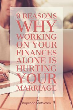 Not seeing eye-to-eye with your spouse on your finances is a common struggle. I've experienced it, and I've seen it with friends, relatives, and clients.