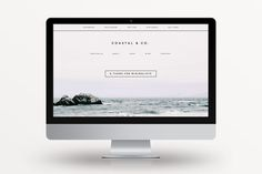 Coastal - A Multipurpose Theme by Station Seven on Creative Market