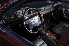 Mercedes-Benz E 500 (W124): Vom anderen Stern - der Über-124er
