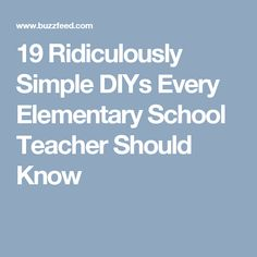 19 Ridiculously Simple DIYs Every Elementary School Teacher Should Know Elementary Music, Elementary Schools, Elementary Teaching, Teaching Music, First Grade Classroom, Classroom Themes, Learn To Tell Time, Educational Websites, Preschool Activities