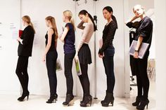 FIND OUT WHAT TO WEAR FOR A MODELING CASTING CALL :)