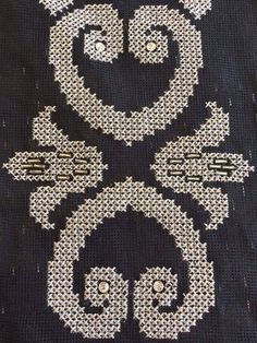 Cross Stitch Borders, Loom Beading, Beaded Embroidery, Tapestry, Kids Rugs, Crochet, Knitting, Canvas, Pattern