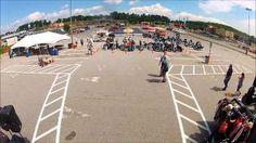 Night of Fire Time Lapse 2013 at CrossRoads Harley-Davidson in Wilkesboro, NC http://crossroads-hd.com