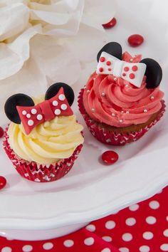 Pohádkové cupcakes ke dni dětí