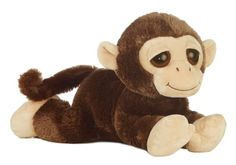 Stuffed Animal: Aurora World Inc 145 inches  Mayhem The Monkey Dreamy Eyes >>> Details can be found by clicking on the image.