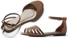 latest stylish sandals for girls - Sari Info