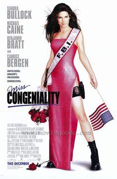 Miss Congeniality (2000) One of Sandra's best