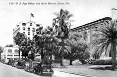 Old Ocala. ~K Ocala Florida, Marion County, Sisters In Christ, Post Office, Metals, Waiting, Memories, History, People