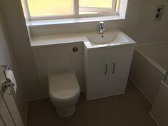 Cuba, Hastings House, Bathroom Design Small, Bathroom Designs, Bathroom Ideas, Downstairs Toilet, Bathroom Photos, Interior Design Living Room, Space Saving