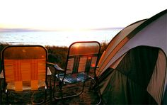 Happy Campers: Why a Tent May Be Your Ticket To the Best In Michigan Camping.