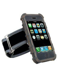 Custodia in Silicone per iPhone 3G iSAglove con fascia da braccio [spedizione inclusa] 14.39€