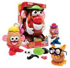 3- Playskool Mr. Potato Head Super Spud + 2- St. Nicholas Square Throws Just $37.65 (After Kohl's Cash)